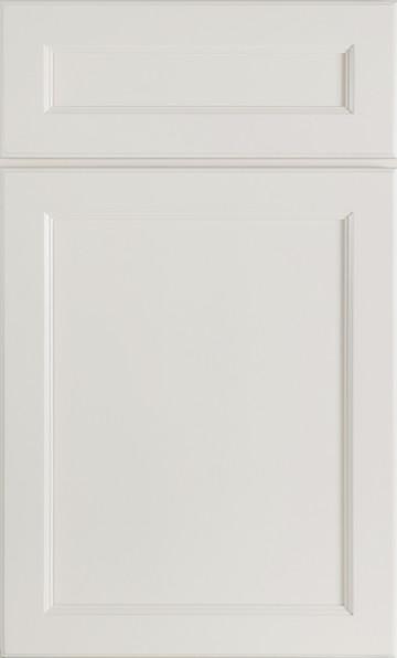 Soft White Detailed Shaker